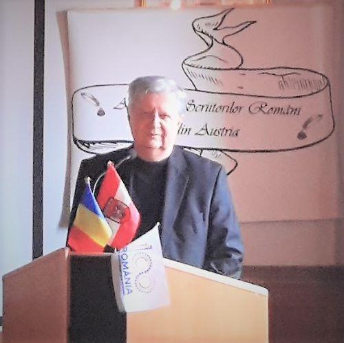 """Din Istoria comunității românești din Viena Construirea unui cămin pentru studenți, purtând numele """"MIHAI EMINESCU"""""""