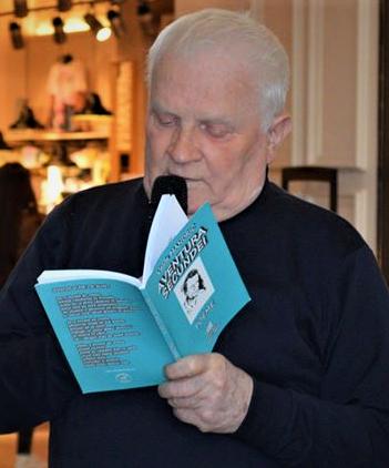 Simfonia albastră  – autor Vasile Mandric