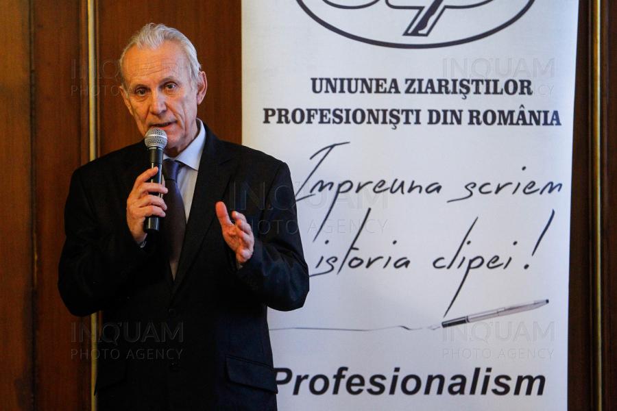 Adunarea Generală de Alegeri a Uniunii Ziariştilor Profesionşti din Româna (UZPR) a ales