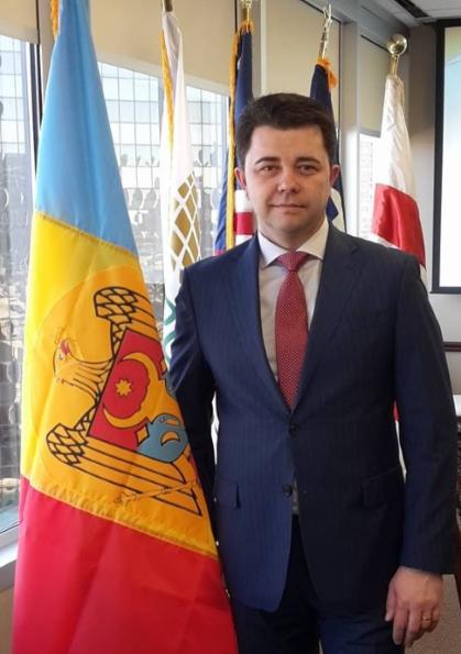 """""""Am convingerea, veche de când lumea, că numai în unire este puterea!"""" – Interviu cu Excelența Sa Victor Osipov – Ambasador al Republicii Moldova la Viena"""