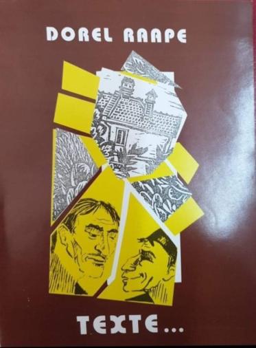 DOREL RAAPE și tristețile sale dadaiste